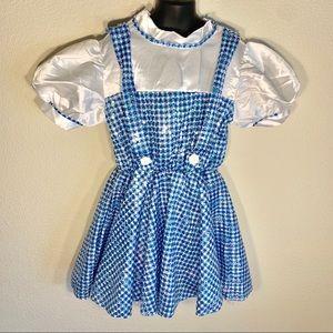 Dorthy Wizard of Oz Costume